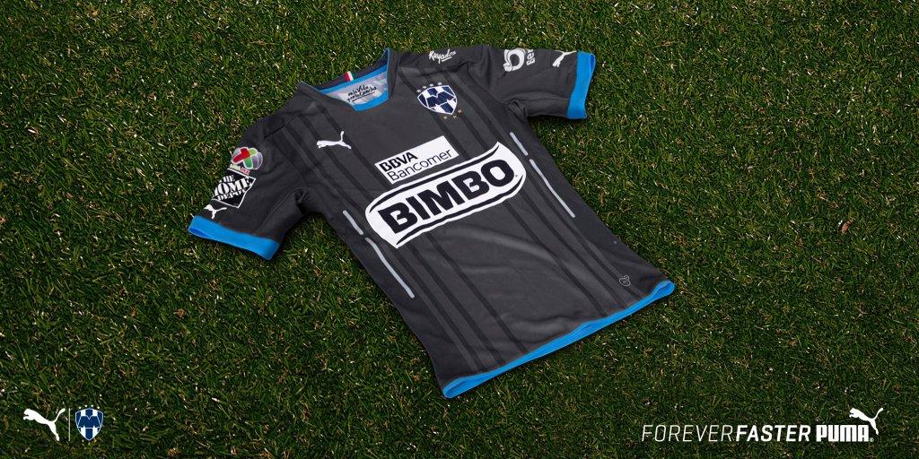 Rayados Jersey 2016 Puma Liga MX