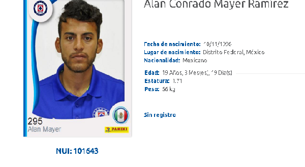 ALAN CONRADO MAYER