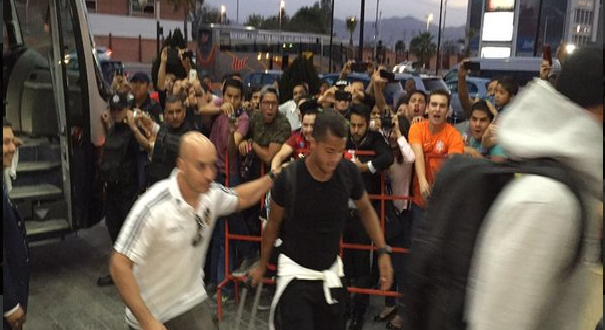 GIOVANI DOS SANTOS, llegada a Torreón