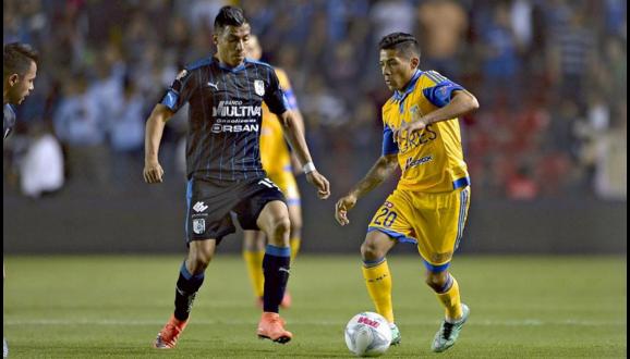 QUERETARO-Tigres cl 2016 2