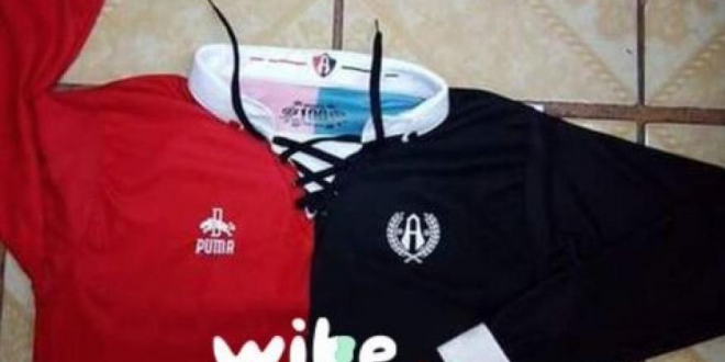 ATLAS camiseta centenario