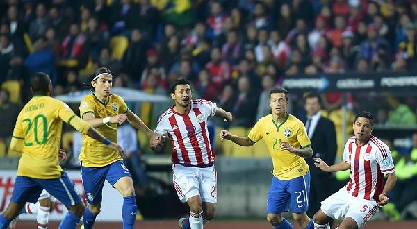 BRASIL-Paraguay 2