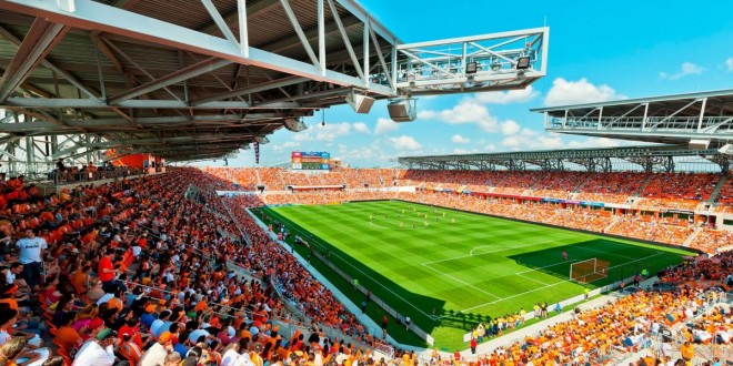 ESTADIO BBVA compass, Houston