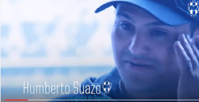 HUMBERTO SUAZO video