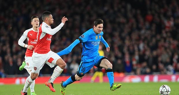 LIONEL MESSI-Arsenal