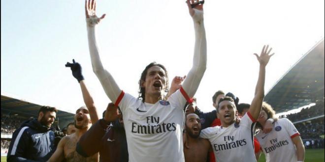 PSG campeón 2016