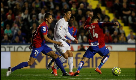 REAL MADRID-levante 2