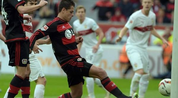 STTUTGART-Bayer Leverkusen