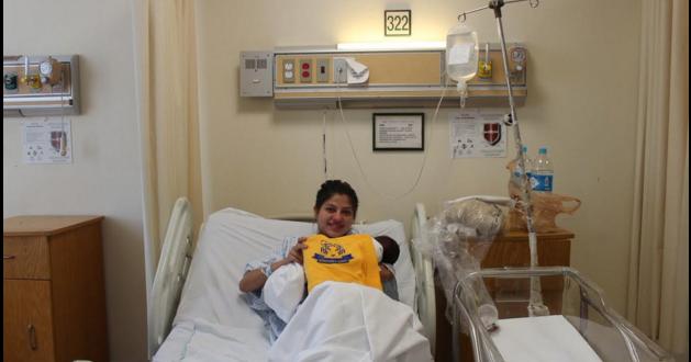 TIGRES visita hospital 7-mar-2016