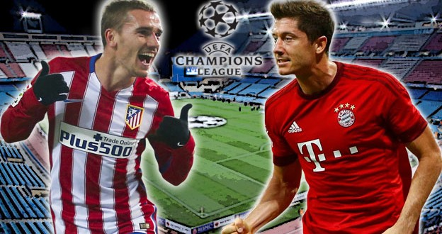 A. de Madrid-Bayern Munich