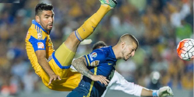AMÉRICA-Tigres final concachampions