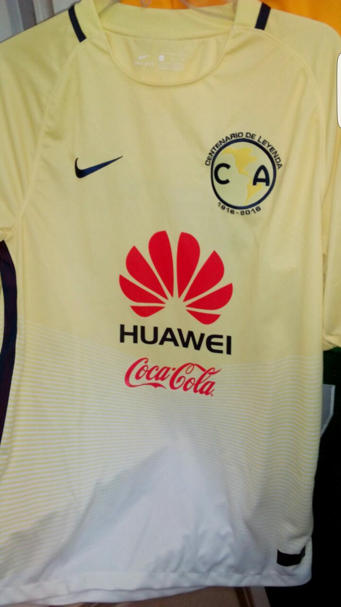 AMÉRICA camiseta centenario
