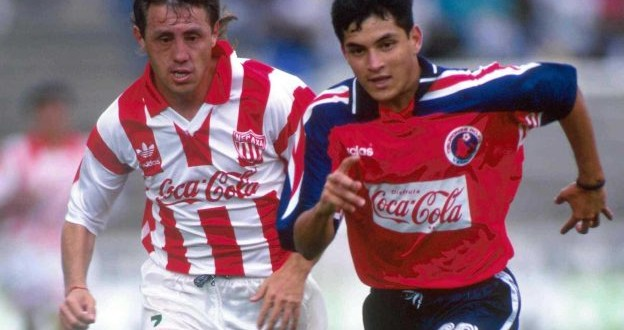 COPA MX FINAL Necaxa-Veracruz 94-95
