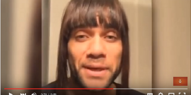 DANI ALVES video