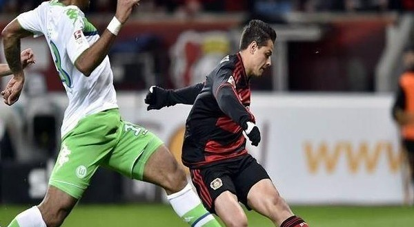 JAVIER HERNANDEZ-Wolfsburg