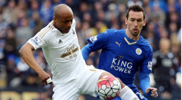 LEICESTER CITY-Swansea
