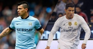 MANCHESTER City-Real Madrid