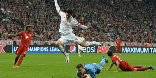 RAÚL JIMÉNEZ-Bayern Munich