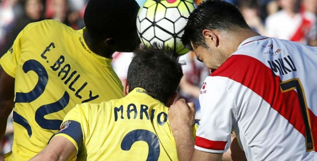 RAYO VALLECANO-Villarreal