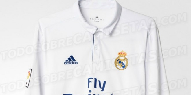 REAL MADRID uniforme
