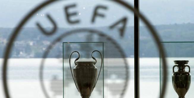 UEFA oficinas