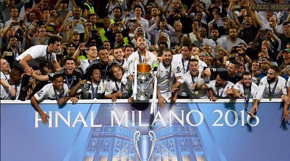 A MADRID-Real Madrid