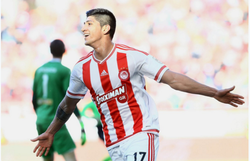 ALAN PULIDO olympiacos 2 chica