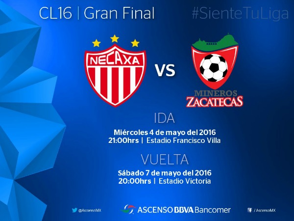 ASCENSO MX promo Final Cl 2016