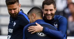 GIGNAC entrena Francia OK