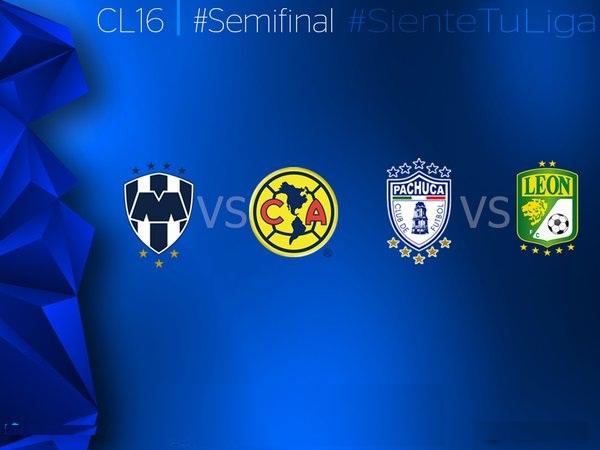 LIGA MX Semifinales