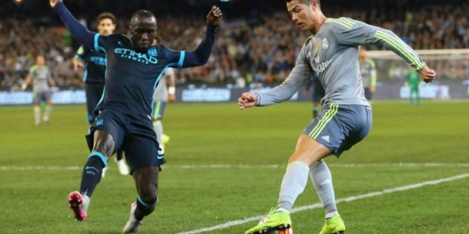 MAN CITY-Real Madrid