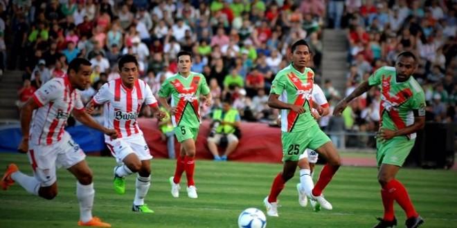 NECAXA-FC Juárez