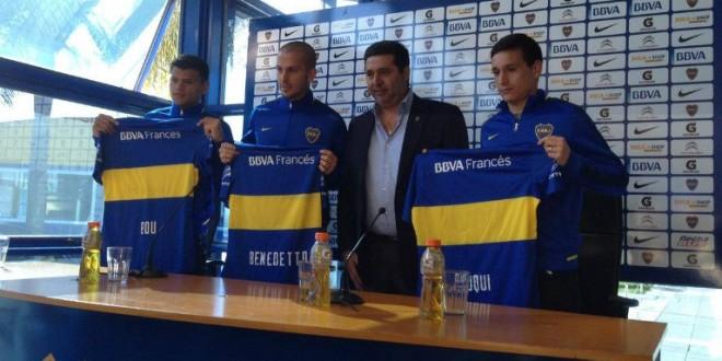 BENEDETTO Y Boca Juniors