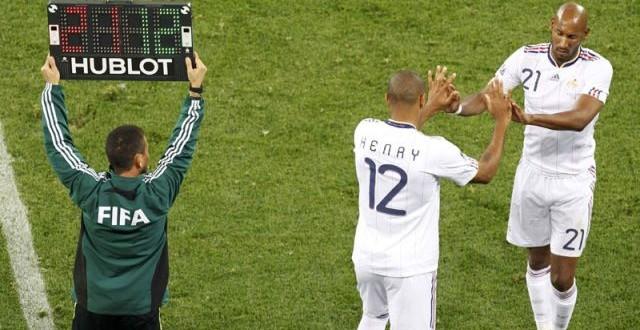 FIFA cambio