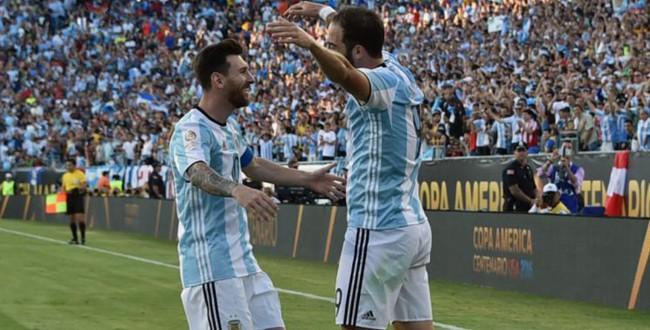SEL ARGENTINA festejo