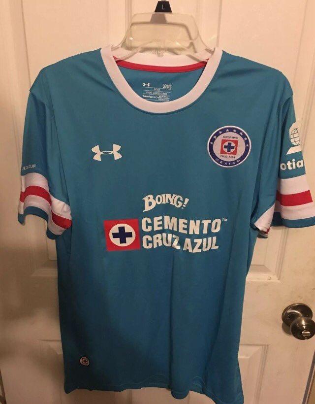 C AZUL camiseta 2