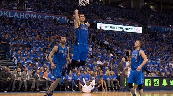 Dallas Mavericks v Oklahoma City Thunder - Game Five