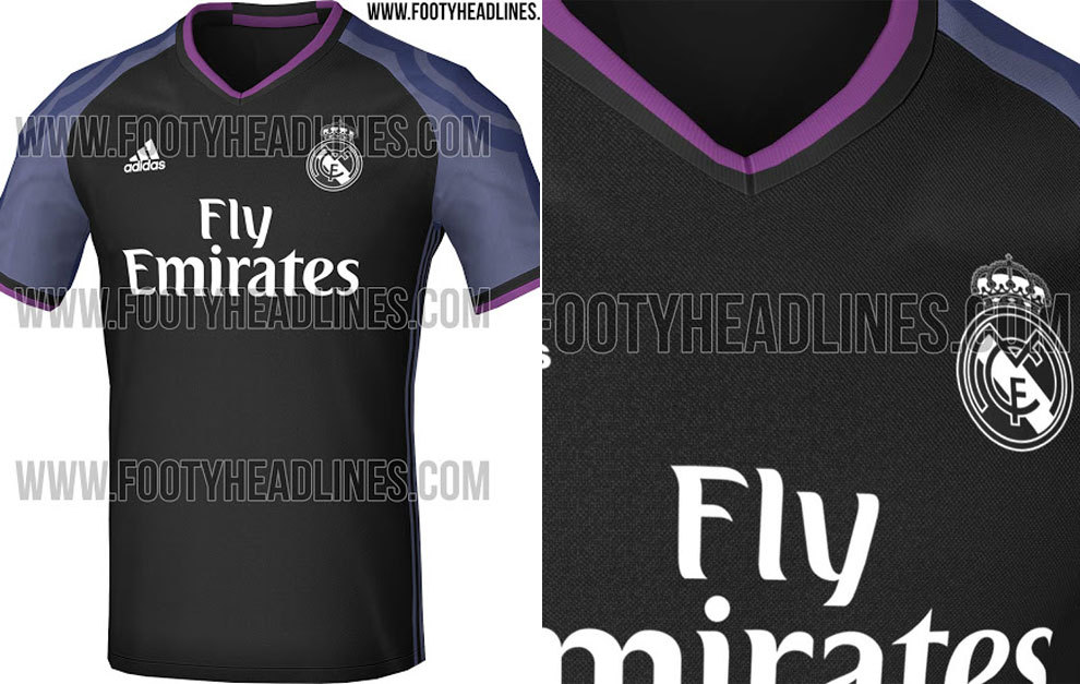 R MADRID uniforme