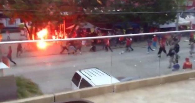 Veracruz violencia
