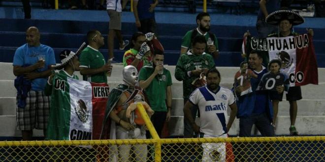 AFICIONADOS mexico cuscatlan
