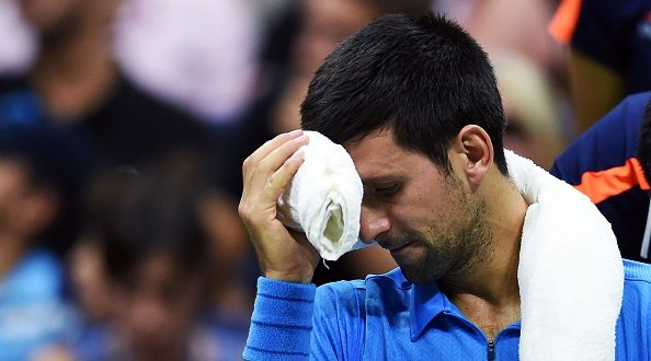 TEN-US OPEN-DJOKOVIC-WAWRINKA