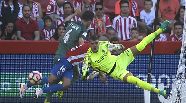 FBL-ESP-LIGA-SPORTING-ATHLETIC