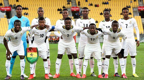 Ghana v Mali: Round of 16 - FIFA U-20 World Cup New Zealand 2015