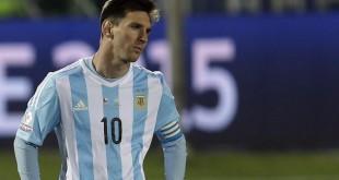 LIONEL MESSI argentina triste
