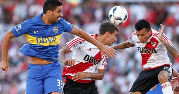 BOCA Jrs-River Plate