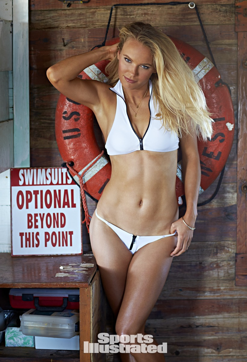 SI Swimsuit 2015 - Athletes Shoot